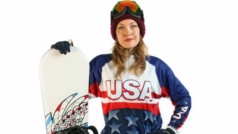 American Paralympian Amy Purdy is one of the big names of the Games.