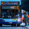 'More people are going to be riding the network': Public transport restrictions to be eased
