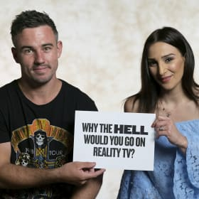 'It was just hate, hate, hate': Ex-reality TV stars open up