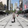 Three COVID-19 cases detected in Melbourne, ending zero-case streak