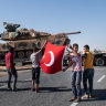Hope for halt to Turkish assault after Russia hosts talks in Syria