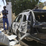Terror group claims militant assault on Mogadishu hotel