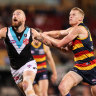 Crows respond to week from hell, push Power to brink in Showdown thriller