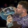 Reward for fresh focus: Alcott soars to sixth Australian Open title