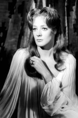 Maggie Smith as Desdemona in the 1965 film version of Othello