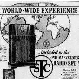 Радиорубка занимала центральное место в домах.