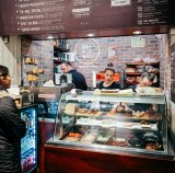 Hole in the wall coffee shop at 229 Macquarie Street, Sydney has been sold for $921,000