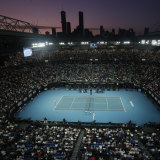 The Australian Open has been locked in for Melbourne for an extra three years.