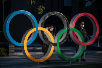 Human rights abuses on both sides of Asia raise questions about the strength of the Olympic charter.