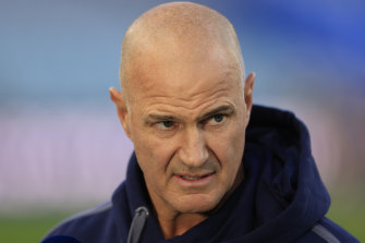 Brad Arthur's Eels began moving forward with a win over North Queensland last week ... but face Melbourne on Saturday.