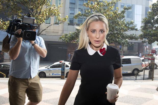 Roxy in tears after losing restraining order bid against flamboyant businessman
