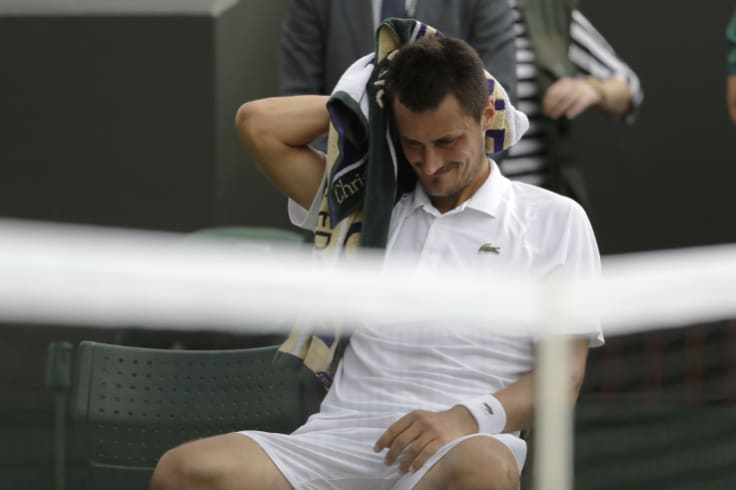 Fault: Bernard Tomic is an enigma.