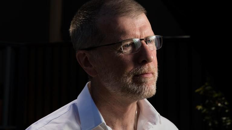 Former NSW deputy premier  John Watkins.