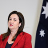 Queenslanders urged to leave NSW but no hard border yet