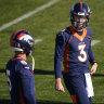 All Denver Broncos quarterbacks ineligible for Saints game