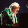 Through the ceiling: Hans Zimmer electrifies Rod Laver