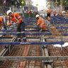 Unemployment slips in September