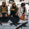 US officials say 2,500 Americans have been evacuated from Kabul in past week