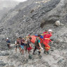 Scores dead in landslide at Myanmar jade mine