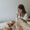 Tackling 'infobesity': how to stop our constant online snacking