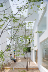 Fujimoto's House N is conventional in concept.