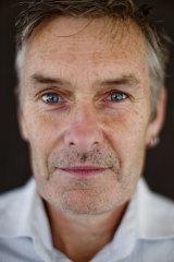 Garry Lovell: fierce campaigner.