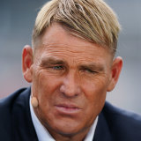 Shane Warne gets the Advanced Hair Studio treatment.