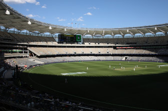 Perth Stadium in line to host lucrative Indian Test fixture if chaos hits summer schedule