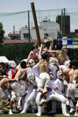 Though many Japanese schools have concluded that the chaotic, century-old game is too hazardous, here it lives on as a cherished rite of passage.