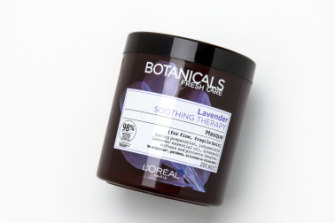 Botanicals Lavender Soothing Therapy Masque, $18.