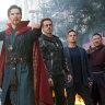 Despite the rise of Netflix, Australian cinemas have second-best year