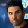 Trent Barrett bites tongue as Manly owner takes spat public