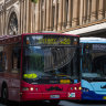 Transport for NSW on a $1.78m PR hiring spree