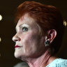 Artless and angry: Pauline Hanson demonstrates lack of fitness for crucial role