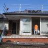 Construction industry scrambles for tradies, materials amid HomeBuilder boom