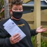 The reason Australia Post delivery drivers aren't knocking on your door