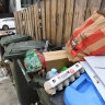 Lockdown's a load of rubbish: Recycling fear as household waste spikes