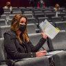 Are Peta Credlin's corona-performances journalism?
