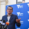 Daniel Andrews and Scott Morrison: A study in contrasts