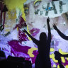 Non-fungible token revolution: The buyers spending millions on digital art