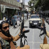 Do not give the Taliban the legitimacy it craves