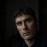 Anders Villani, who was groomed at Melbourne University by a serial predator.
