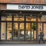David Jones full-year sales to fall 8pc despite improvement across May, June