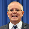Scott Morrison declares Liberals will preference Labor ahead of One Nation