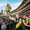 MCG could host AFL games, grand final until October 10