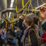 Four new trams promised for Sydney's crowded Inner West line
