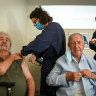 'Surprising number of first doses': Mandates prompt rise in vaccine take-up, GPs say