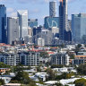 Brisbane's unit market 'a snake that swallowed a possum'