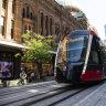 Light rail will help Sydney lighten up at night