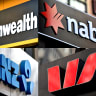 The big four banks are a f